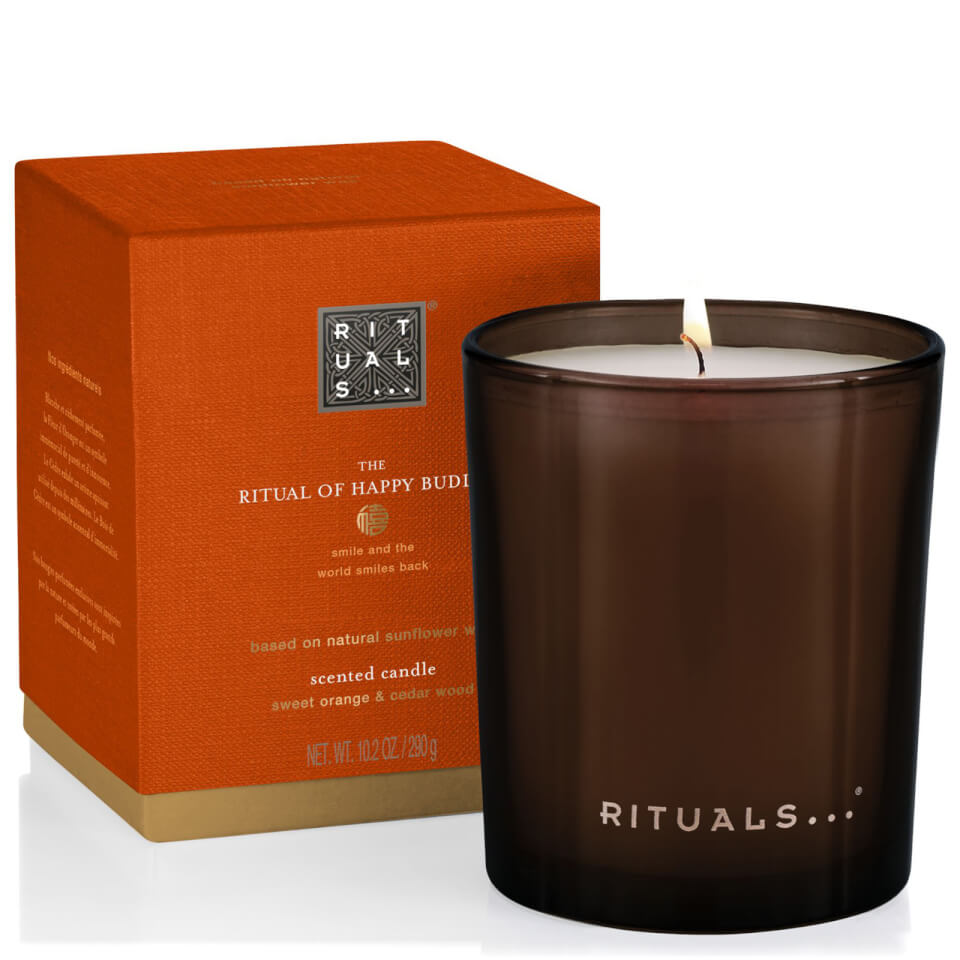 Rituals The Ritual of Happy Buddha Scented Candle 290g