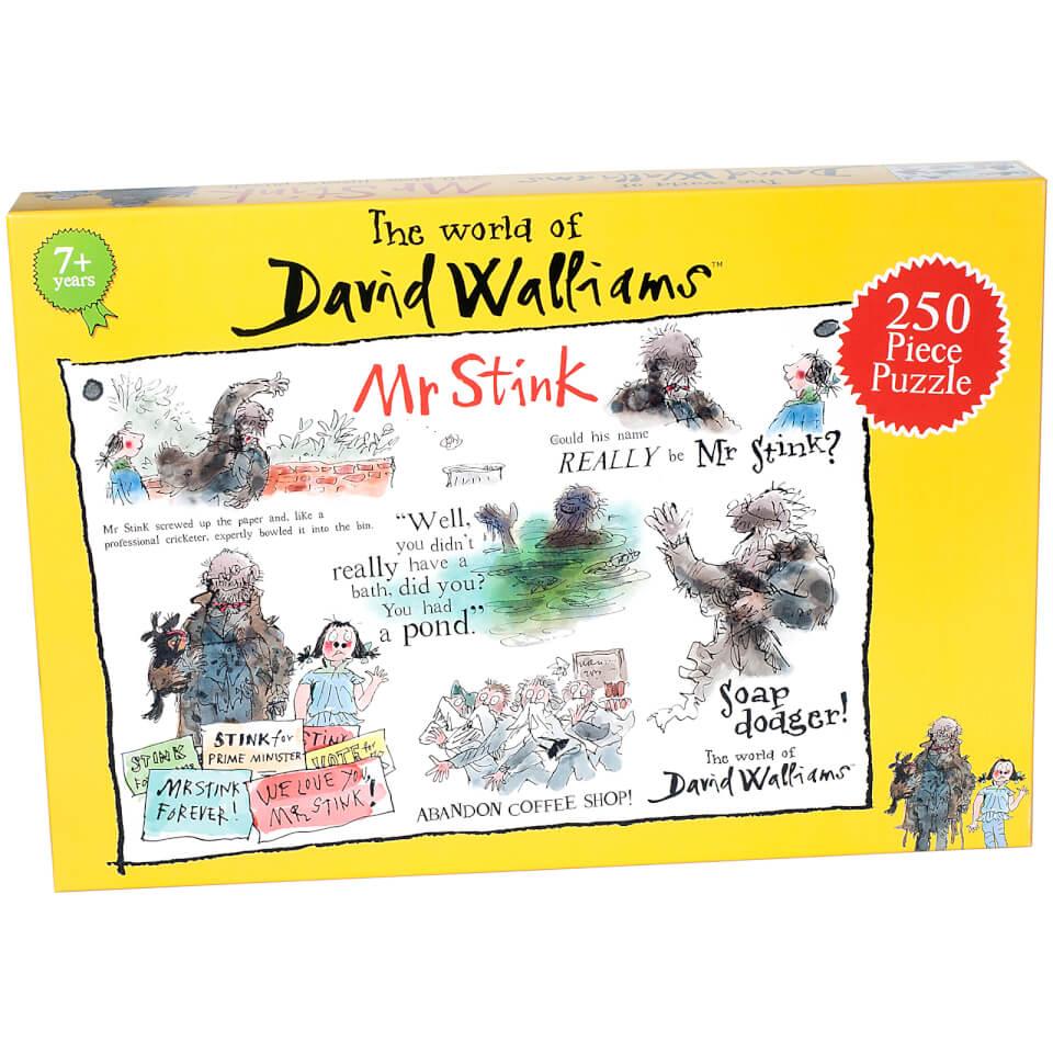 Mr Stink Jigsaw Puzzle