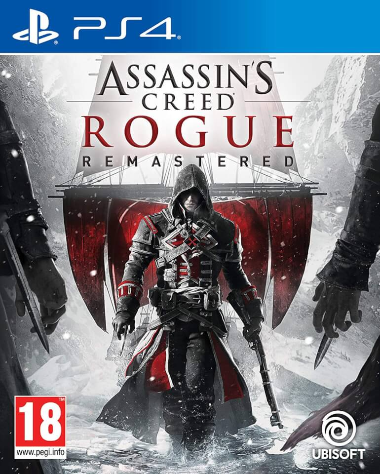 Assasins's Creed Rogue Remastered