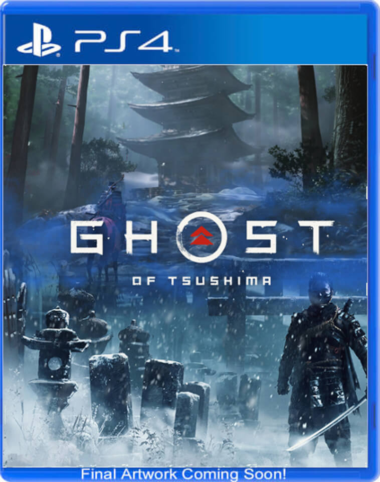 Ghost Of Tsushima Ps4 Zavvi