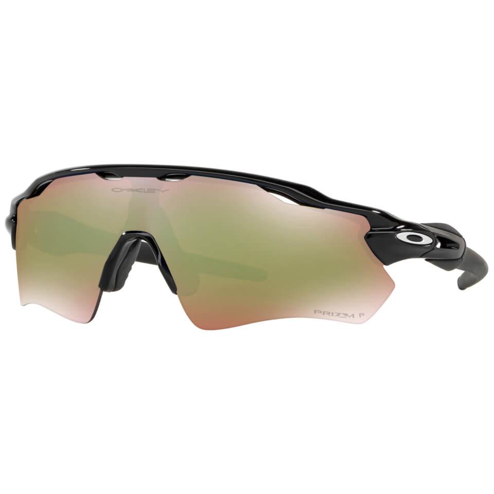 8ddca2d776 Oakley Radar EV Path Polarized Sunglasses - Polished Black Prizm Shallow  Water