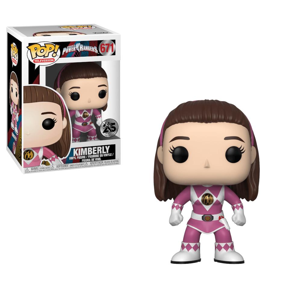Power Rangers Pink Ranger Kimberly Pop! Vinyl Figur