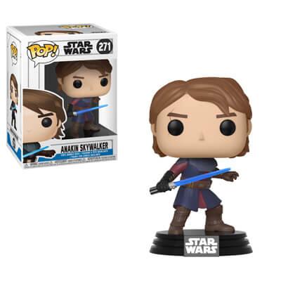 Nützlichfanartikel - Star Wars Clone Wars Anakin Pop! Vinyl Figure - Onlineshop Sowas Will Ich Auch
