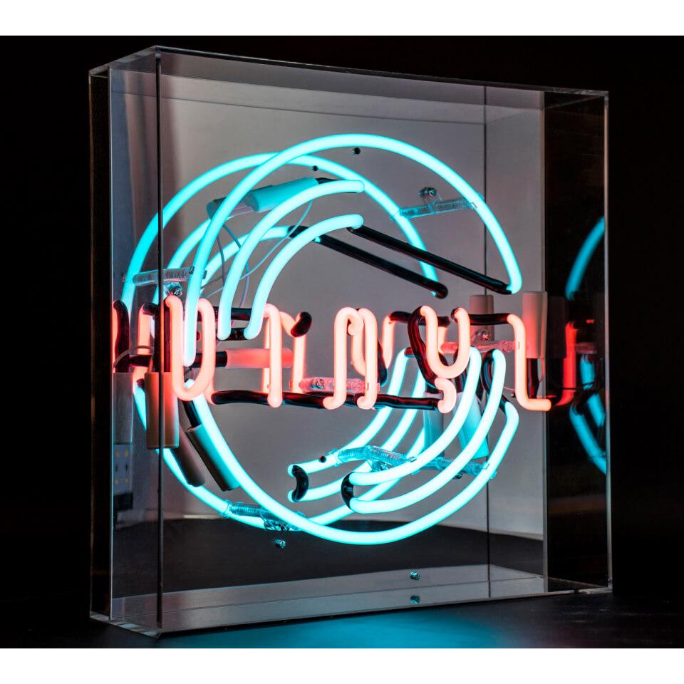 Acrylic Neon Vinyl