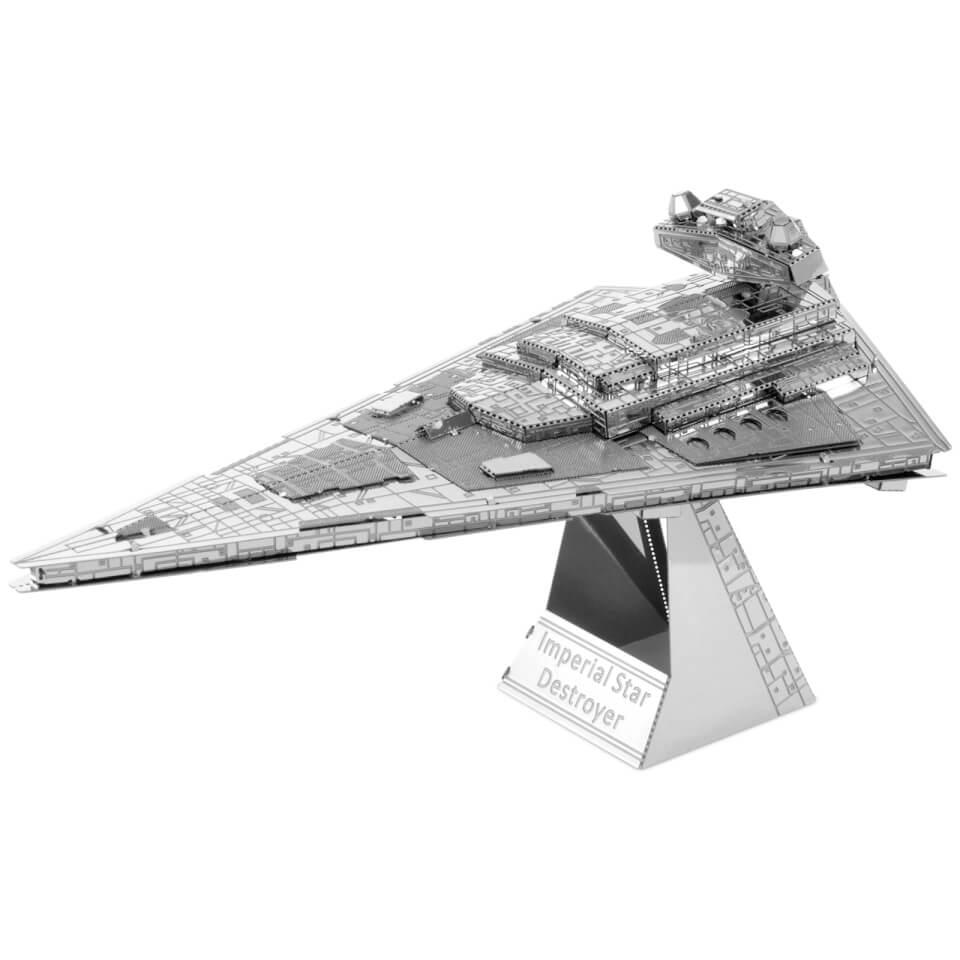 Star Wars Imperial Star Destroyer Metall Bausatz