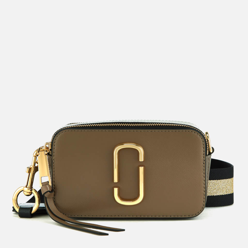 Marc Jacobs Editor Shoulder Bag Rock Grey i grå | fashionette