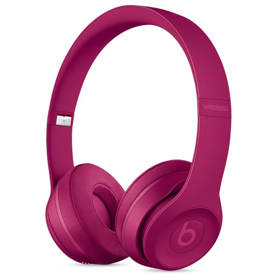 Beats Solo3 Diadema Binaural Alámbrico/Inalámbrico Rojo auriculares para móvil