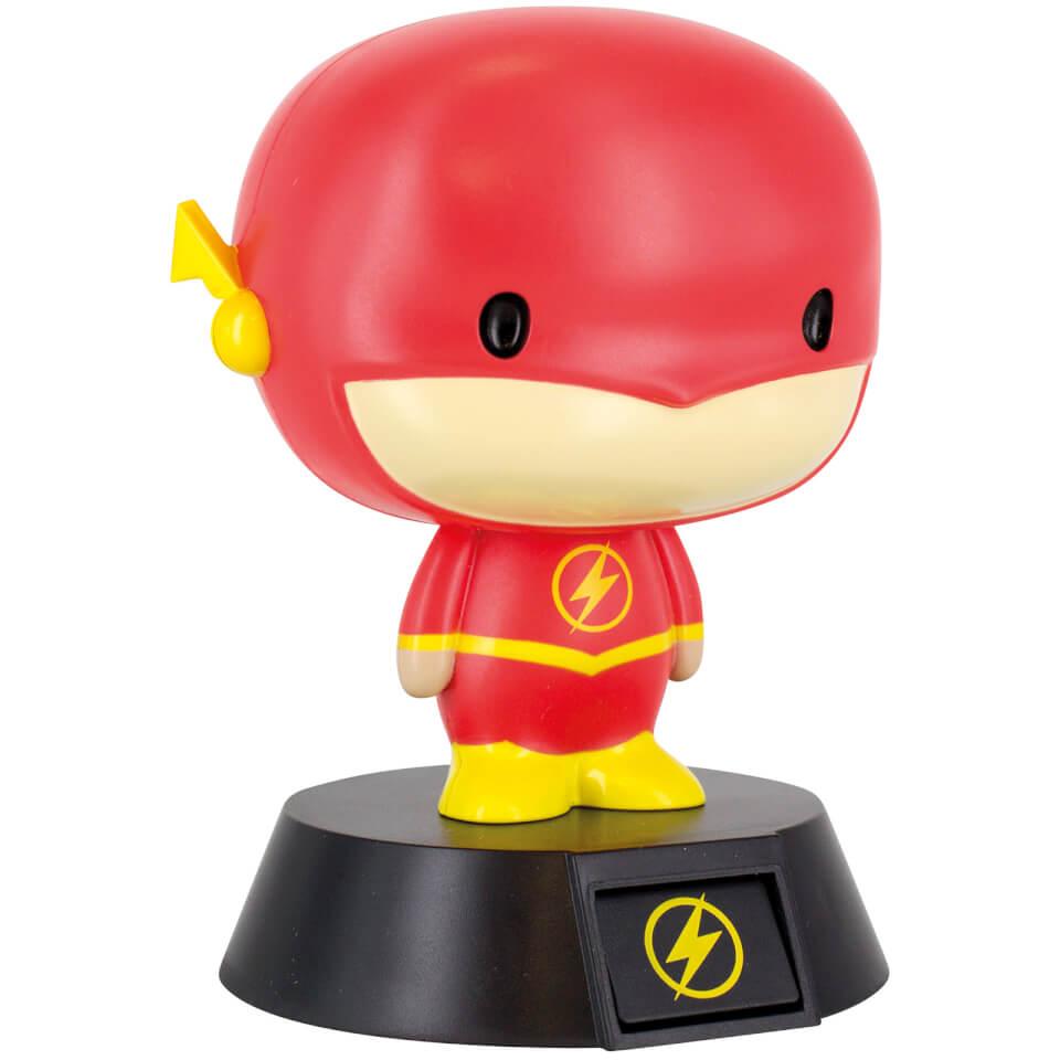Nützlichfanartikel - The Flash 3D Lampe - Onlineshop Sowas Will Ich Auch
