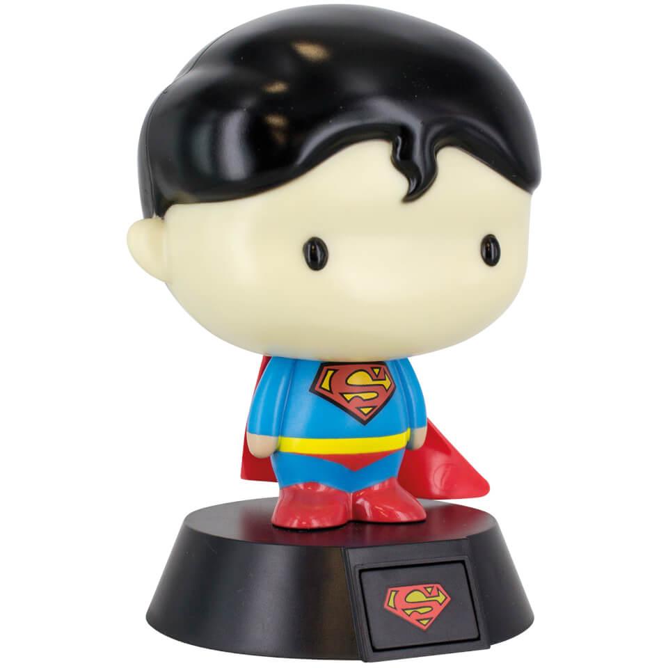 Nützlichfanartikel - Superman 3D Licht - Onlineshop Sowas Will Ich Auch