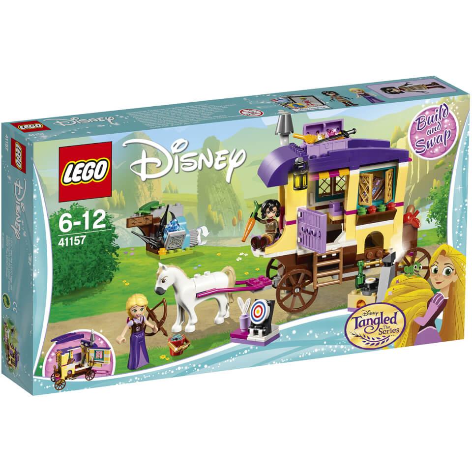 Disney 41157 Carruaje de Rapunzel, Juegos de construcción