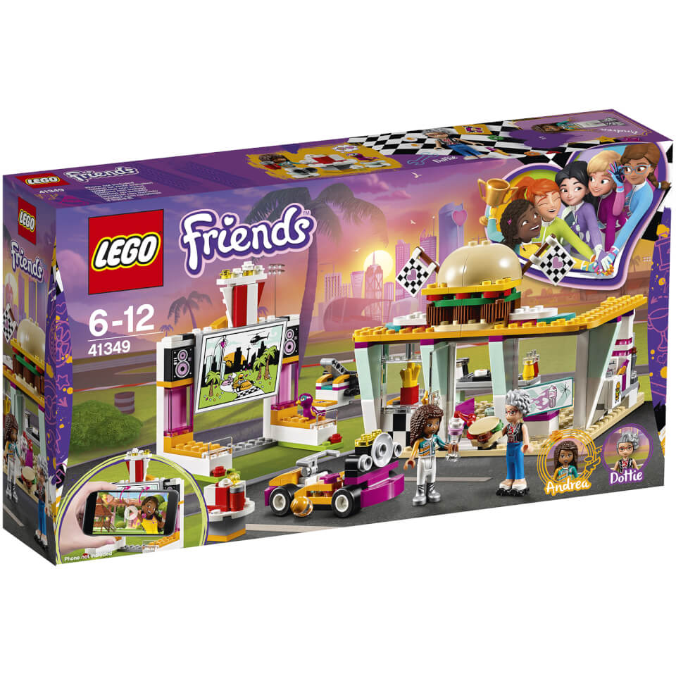LEGO Friends: Drifting Diner (41349)