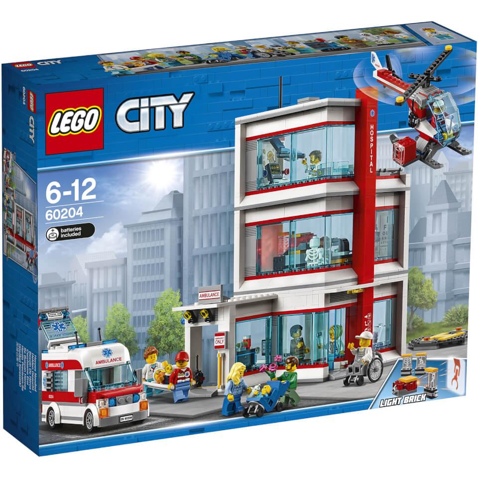 LEGO City: Hospital de LEGO® City (60204)