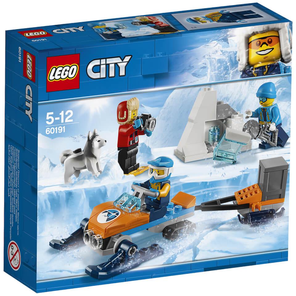 LEGO City: Ártico: Equipo de exploración (60191)