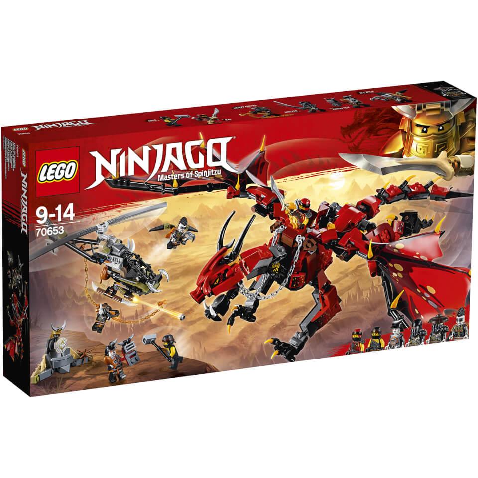 LEGO Ninjago - Llama del Destino - 70653