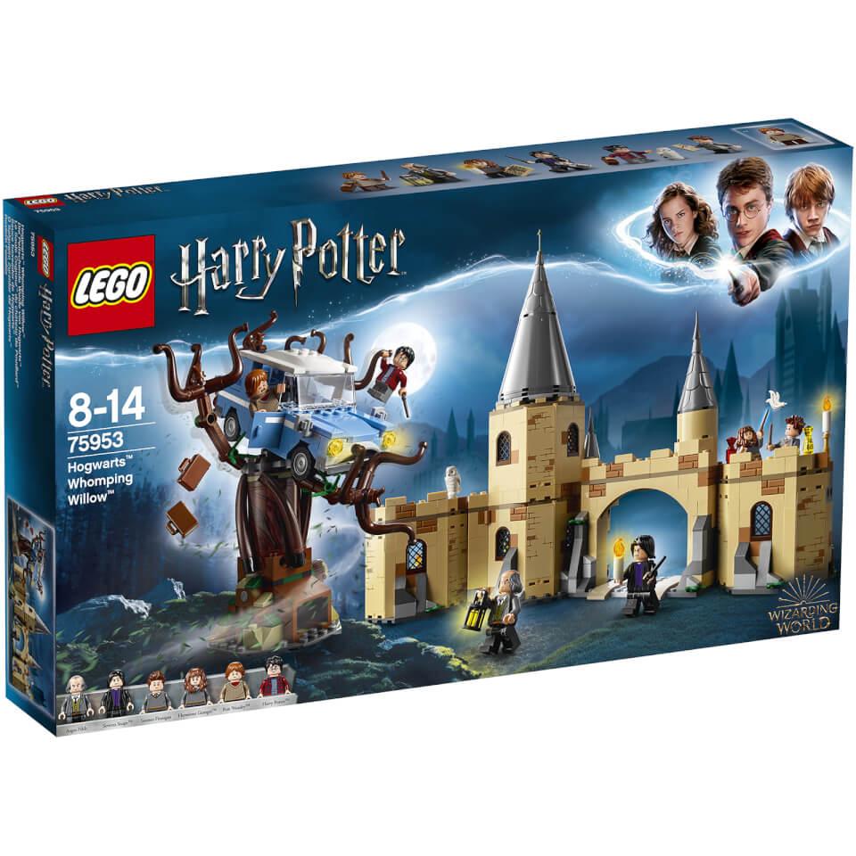 Nützlichfanartikel - LEGO Harry Potter Die Peitschende Weide von Hogwarts™ (75953) - Onlineshop Sowas Will Ich Auch
