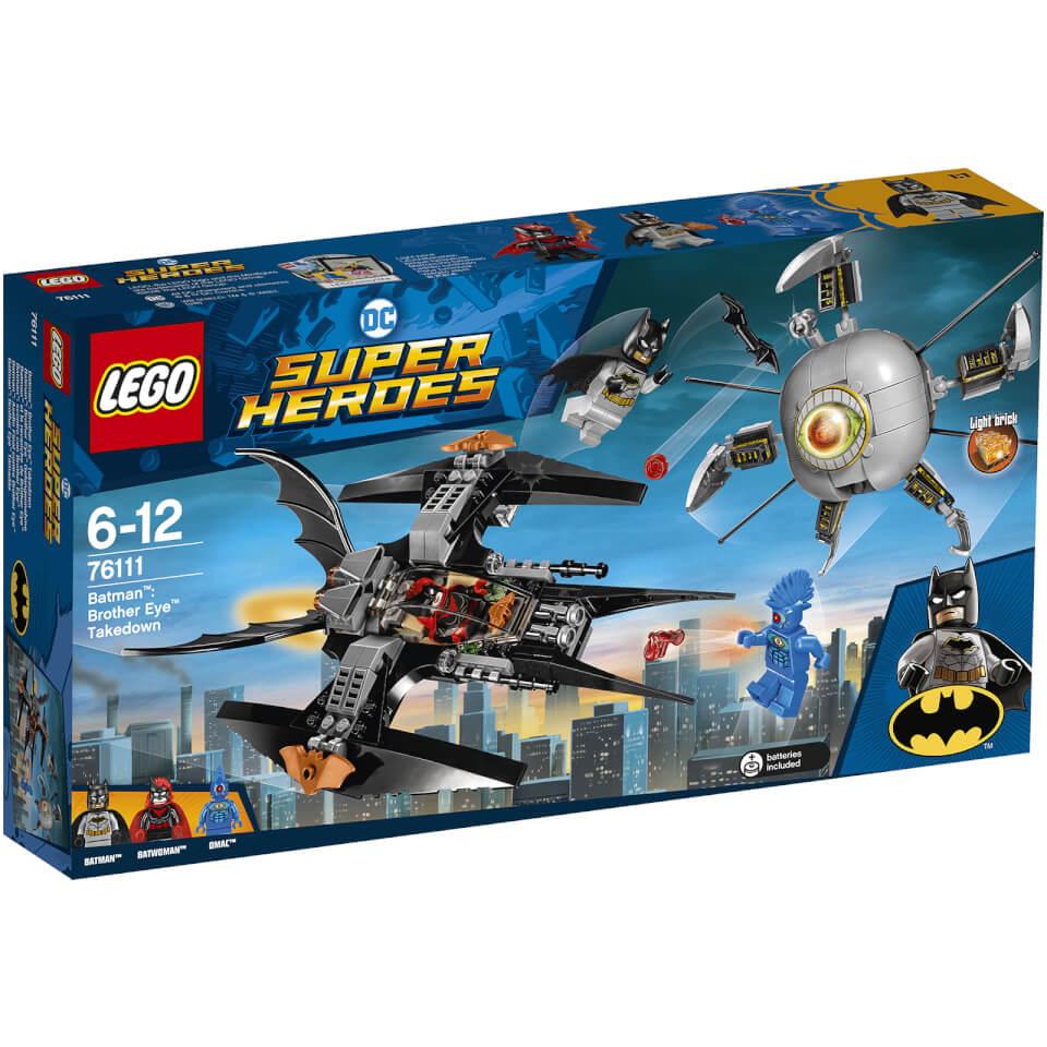 LEGO Superhéroes - Asalto Final Contra Brother Eye - 76111