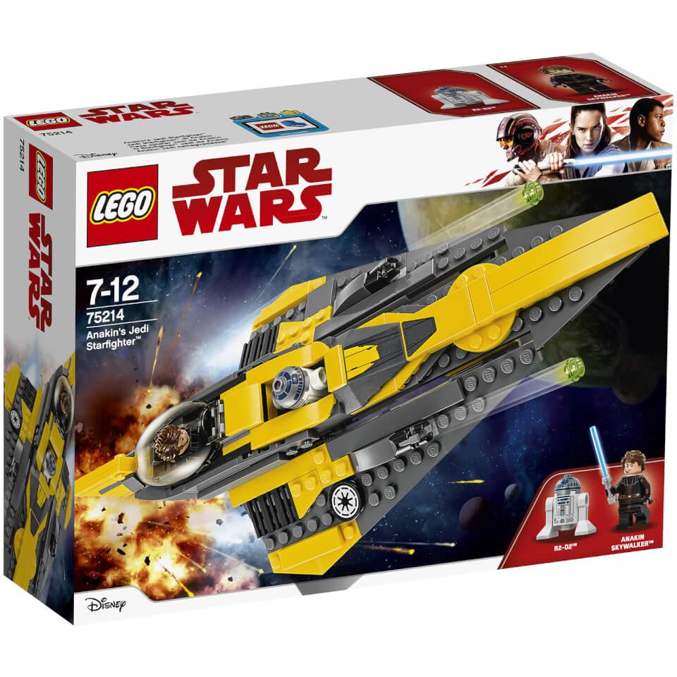 Nützlichfanartikel - LEGO Star Wars Anakin's Jedi Starfighter™ (75214) - Onlineshop Sowas Will Ich Auch