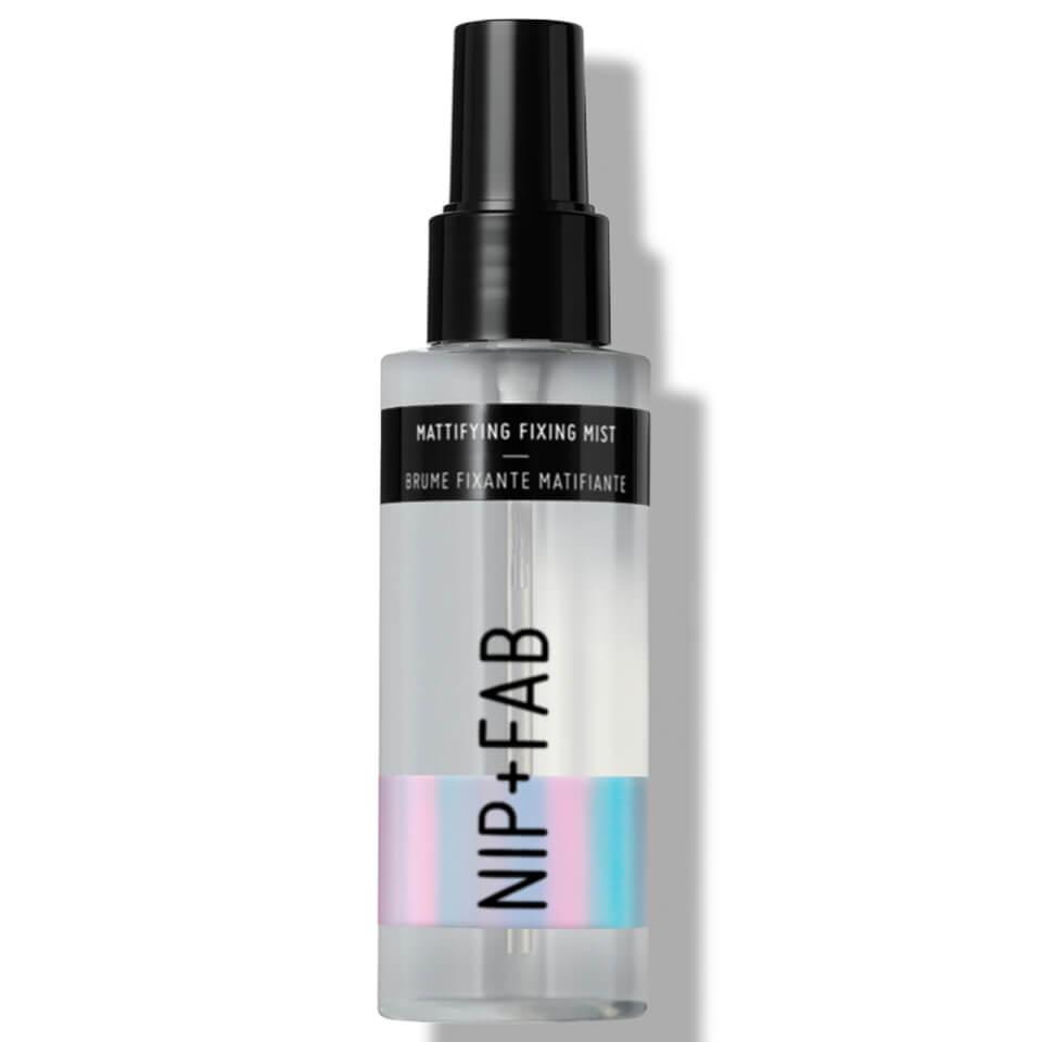 Nip+Fab Glow Fix Go Mattifying Fixing Mist Gesichtsspray
