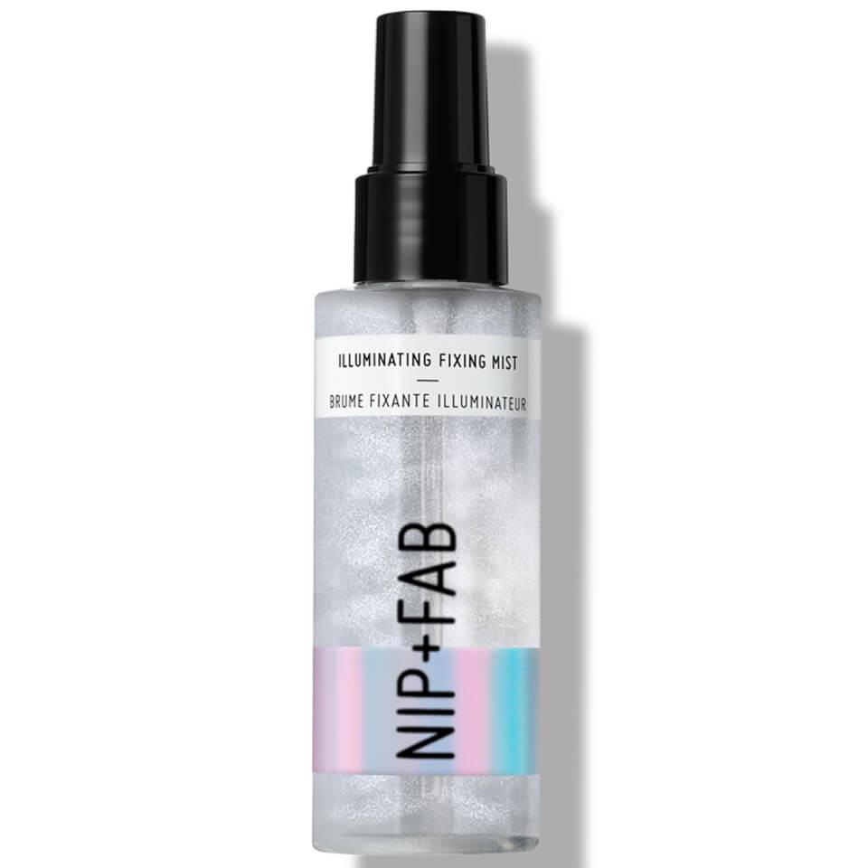 Nip+Fab Glow Fix Go Illuminating Fixing Mist Gesichtsspray