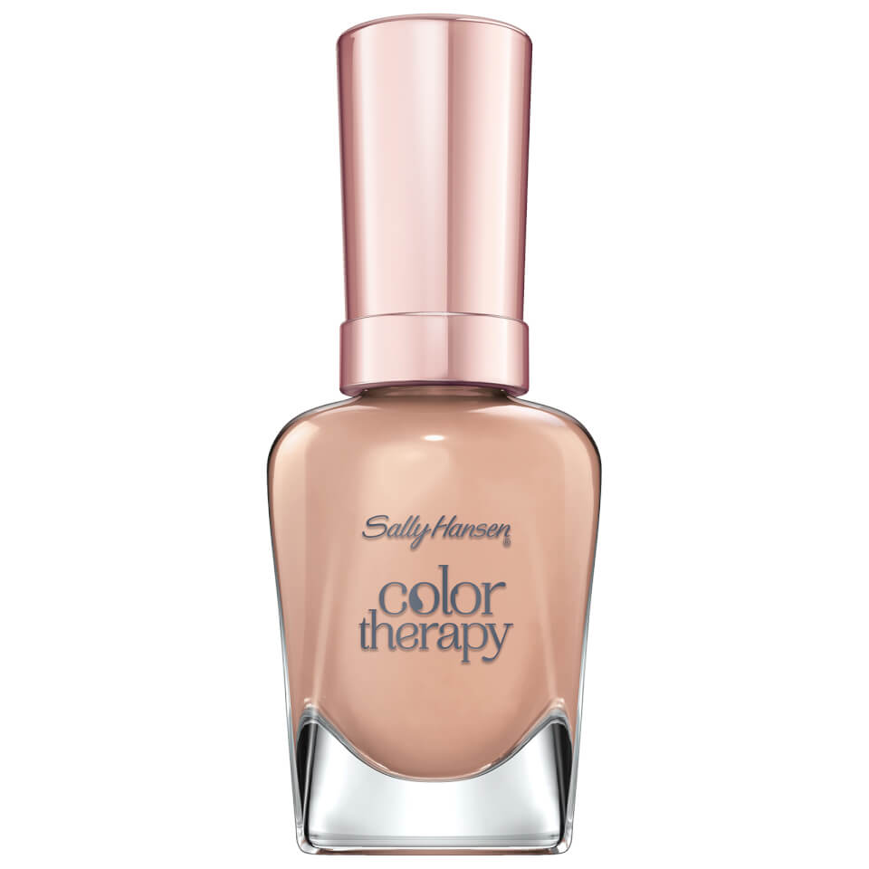Sally Hansen 210 Re-Nude Color Therapy Nagellak 14.7 ml