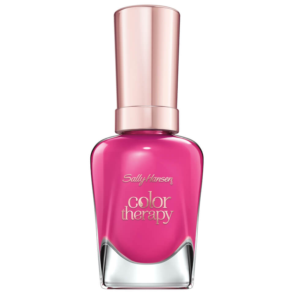 Sally Hansen 260 Berry Smooth Color Therapy Nagellak 14.7 ml