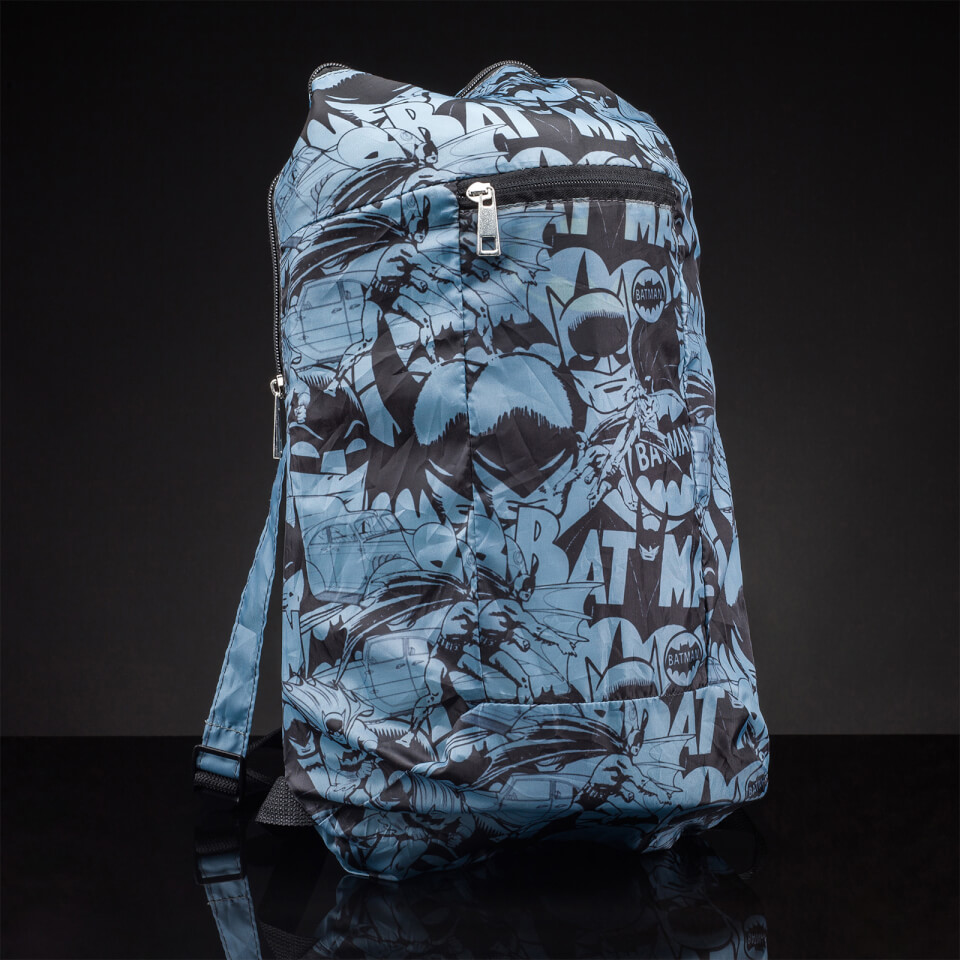 DC Comics Batman Pop Up Backpack