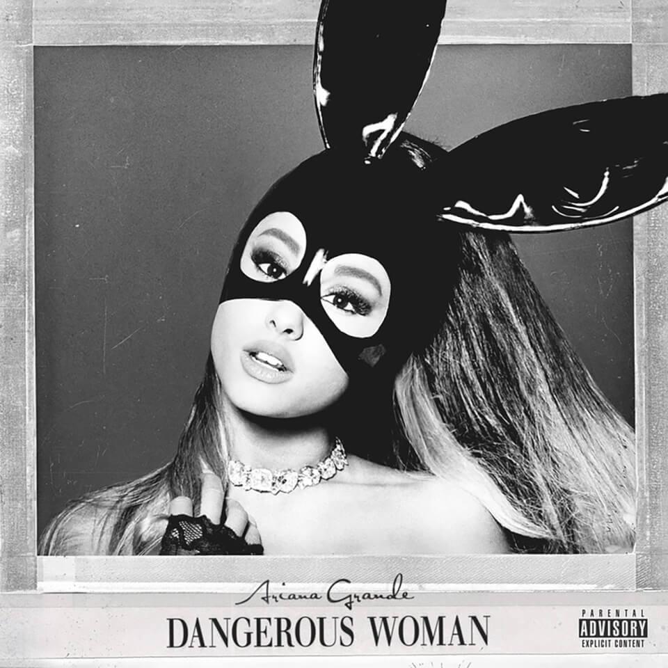 Ariana Grande - Dangerous Woman LP