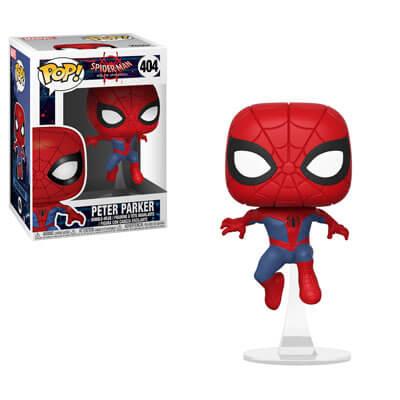 Marvel Animated Spider Man Spider Man Pop! Vinyl Figur