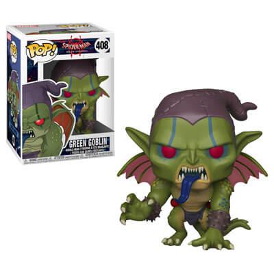Nützlichfanartikel - Marvel Animated Spider Man Green Goblin Pop! Vinyl Figur - Onlineshop Sowas Will Ich Auch