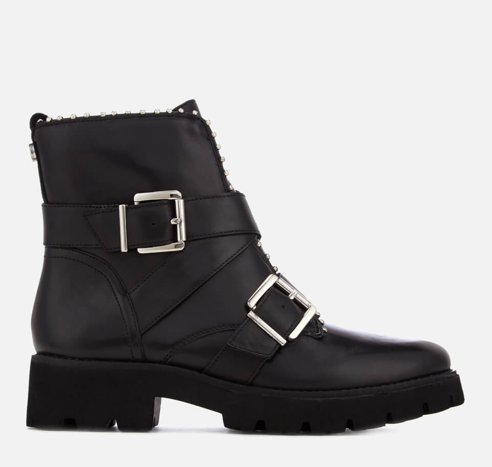 Want: Steve Madden Studded BikerBoots recommend