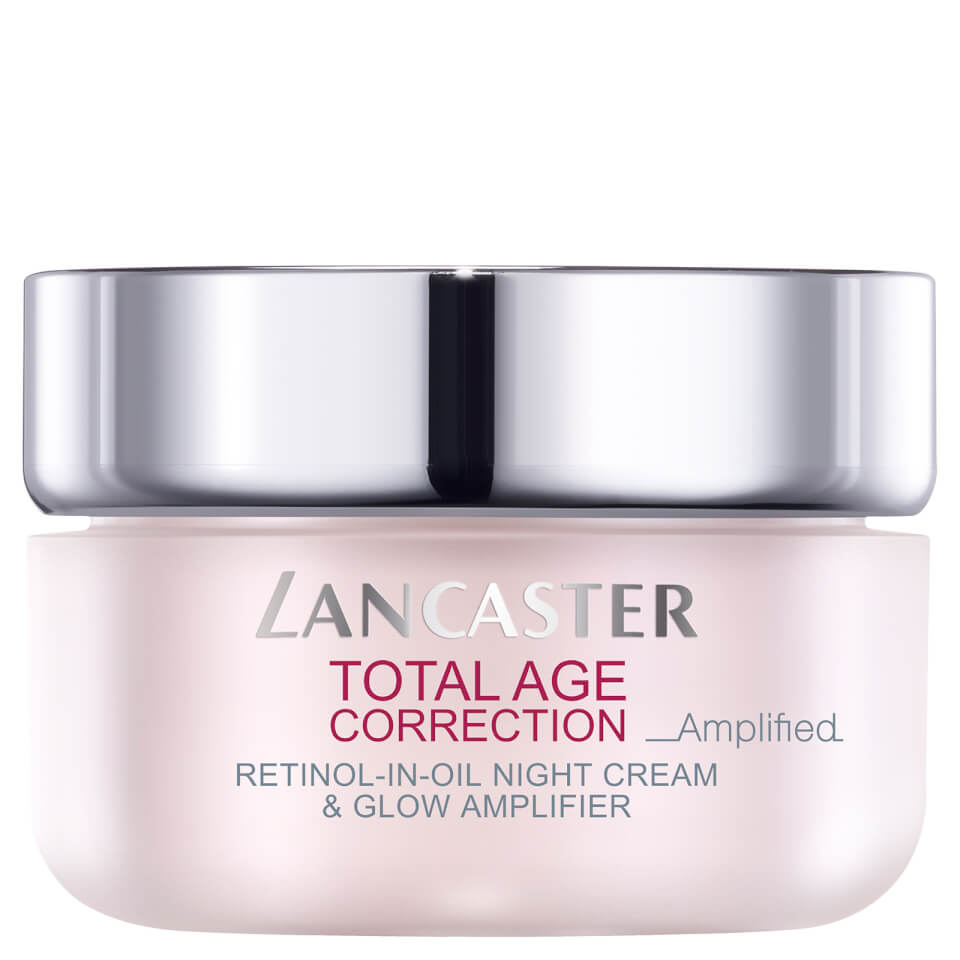 Lancaster Total Age Correction Retinol-in-Oil Night Cream & Glow Amplifier Nachtcrème 50 ml