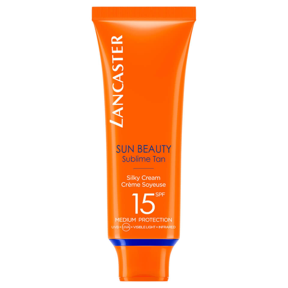 Lancaster Sun Beauty Silky Touch Cream Gezicht, Hals, Decollete Factor(spf)15 50ml