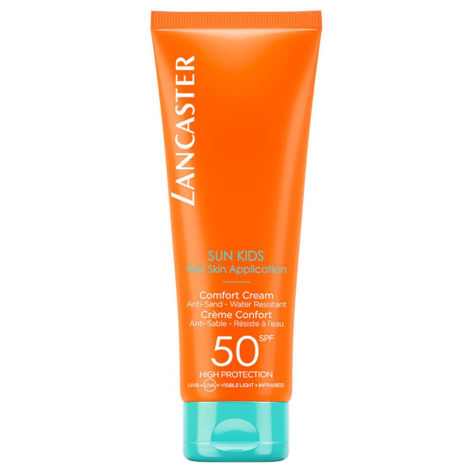 Lancaster Wet Skin Application Comfort Cream Zonbescherming 125 ml