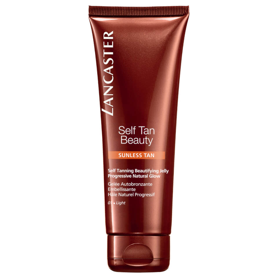 Lancaster Tan Jelly Prog.glow 125ml 125