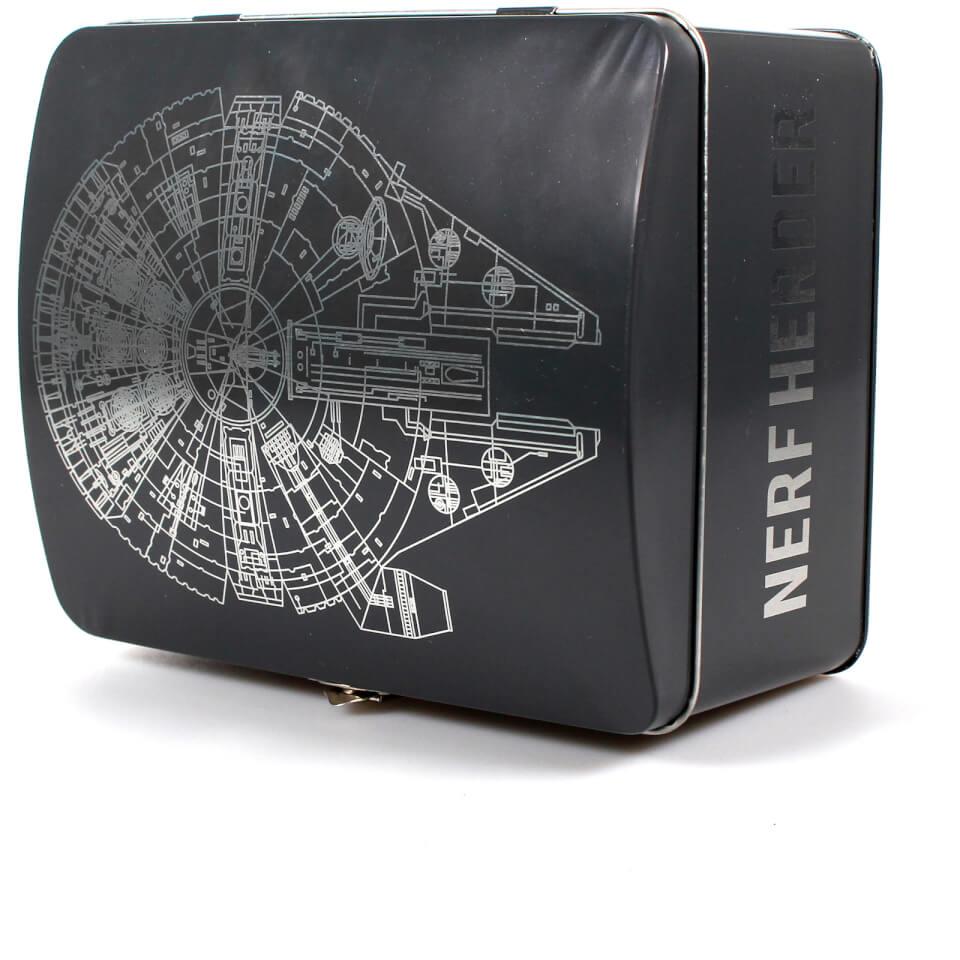 Caja Metálica Star Wars - Halcón Milenario