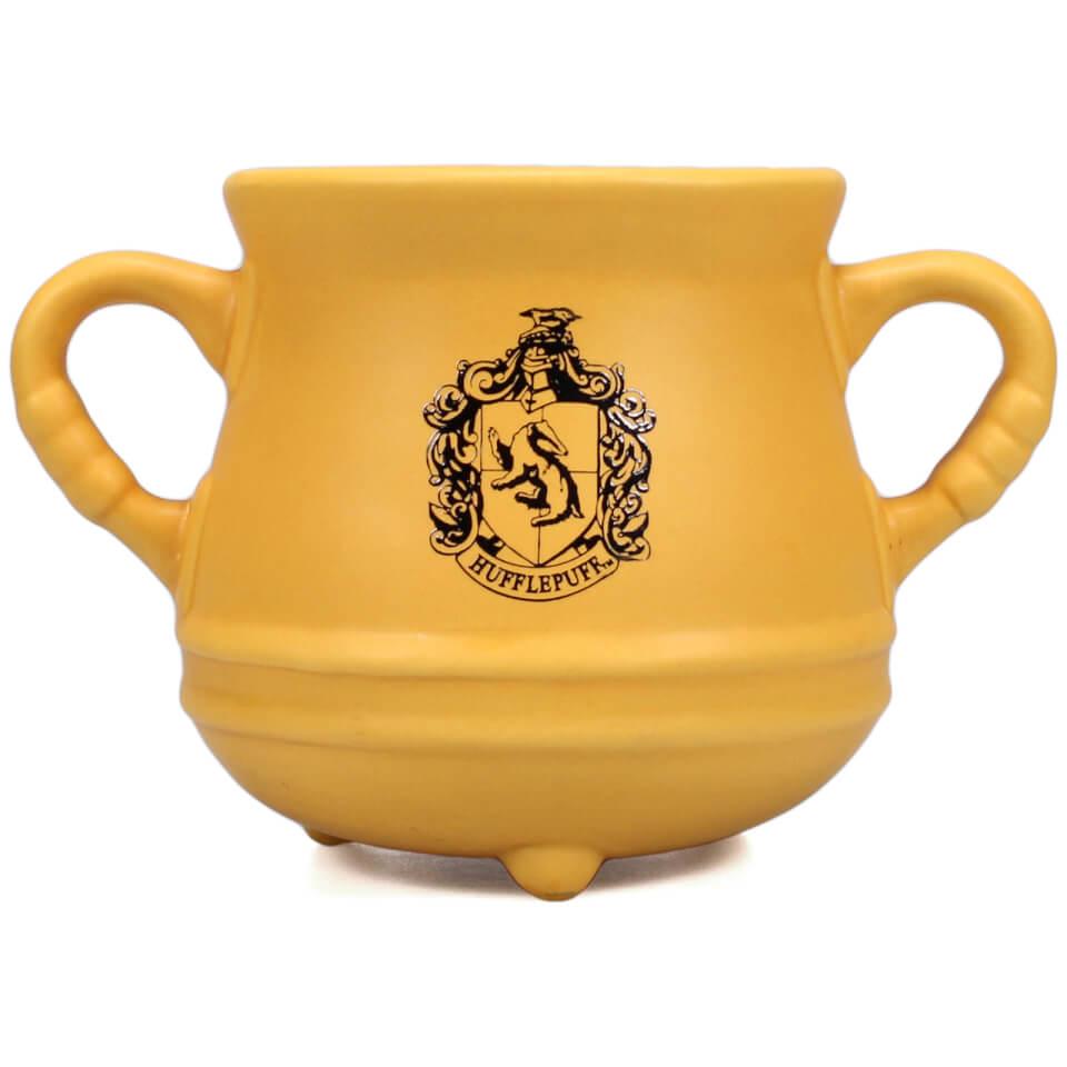 Harry Potter Mug Cauldron (Hufflepuff)