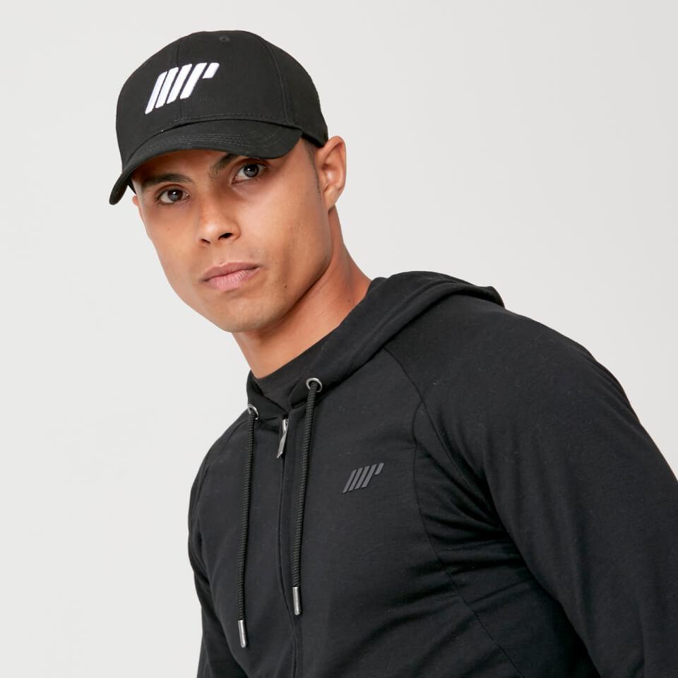 Gorra de béisbol (negra)