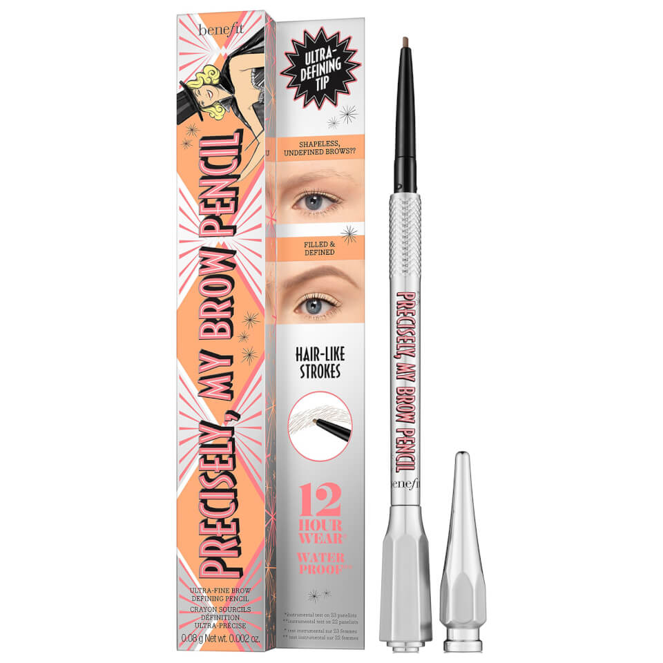 benefit Precisely My Brow Pencil Shade 4.5