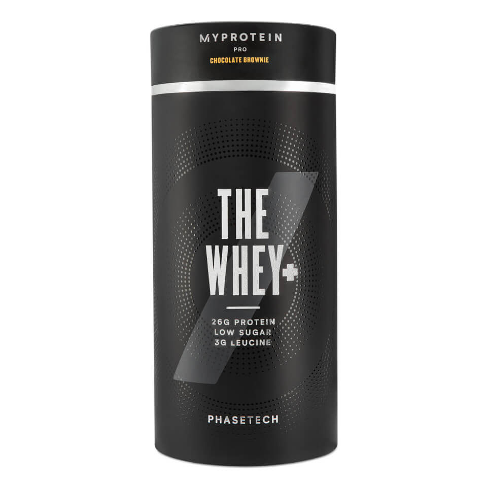 THE Whey+ - 30servings - Brownie de Chocolate