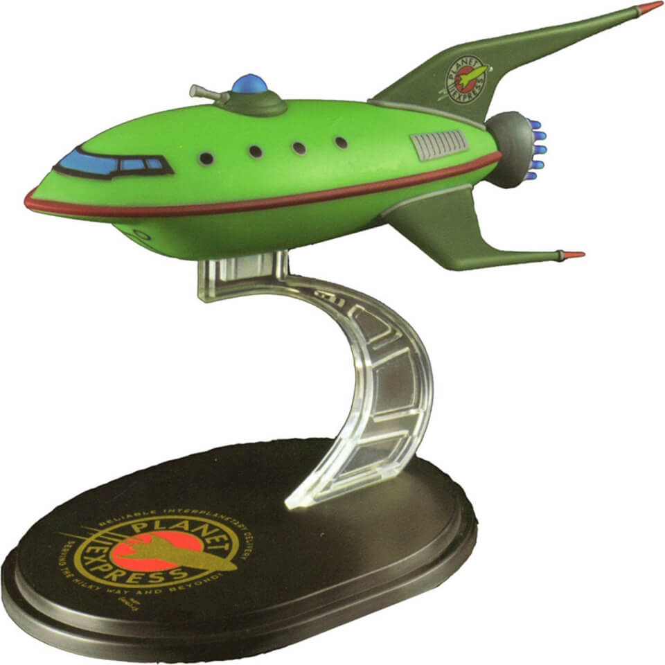 Futurama Mini Masters Replica Planet Express Ship 12cm