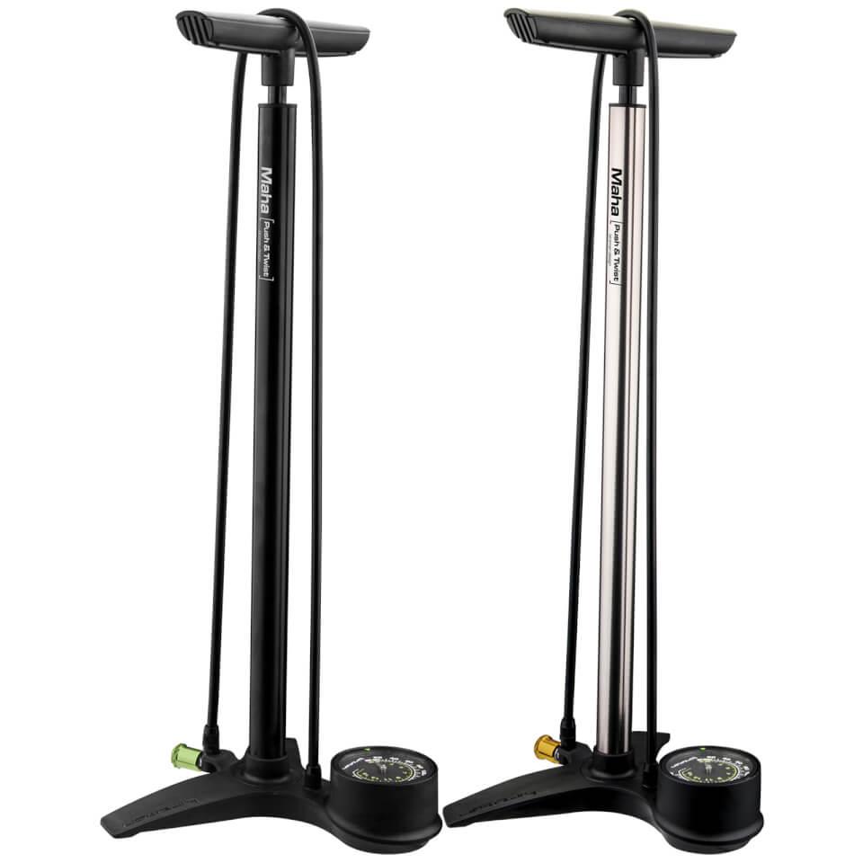 Birzman Maha Push Twist V Floor Pump | Track pumps