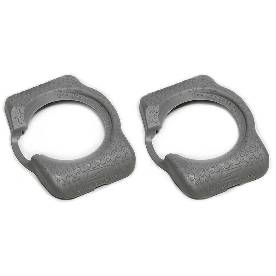Speedplay Ultra Light Action Aero Walkable Cleat Cover - Grey | shoes_other_clothes