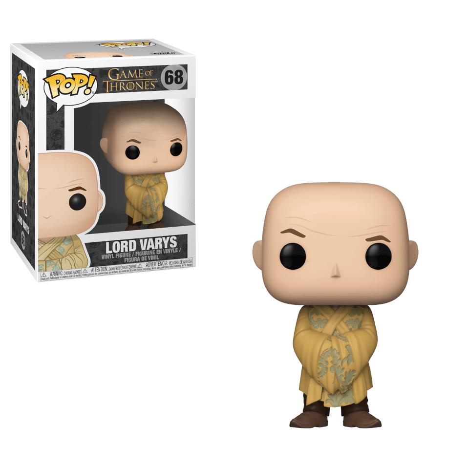 Nützlichfanartikel - Game of Thrones Lord Varys Pop! Vinyl Figur - Onlineshop Sowas Will Ich Auch
