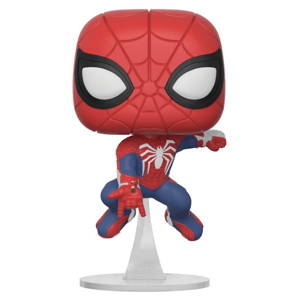 Marvel Spider Man Pop! Vinyl Figur