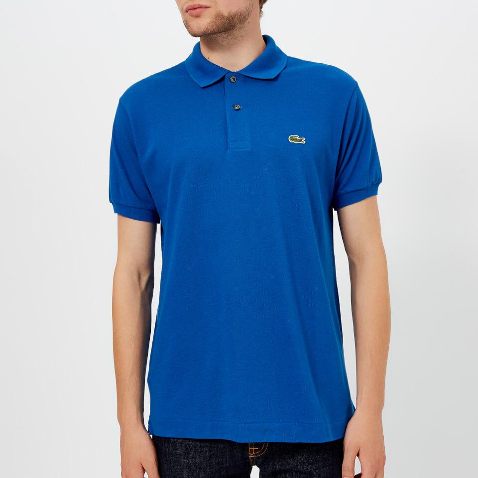 Lacoste Men's Classic Fit Polo Shirt - Electric - 4/M - Blue