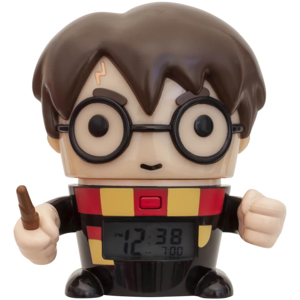 BulbBotz Harry Potter Nachtlampe und Wecker
