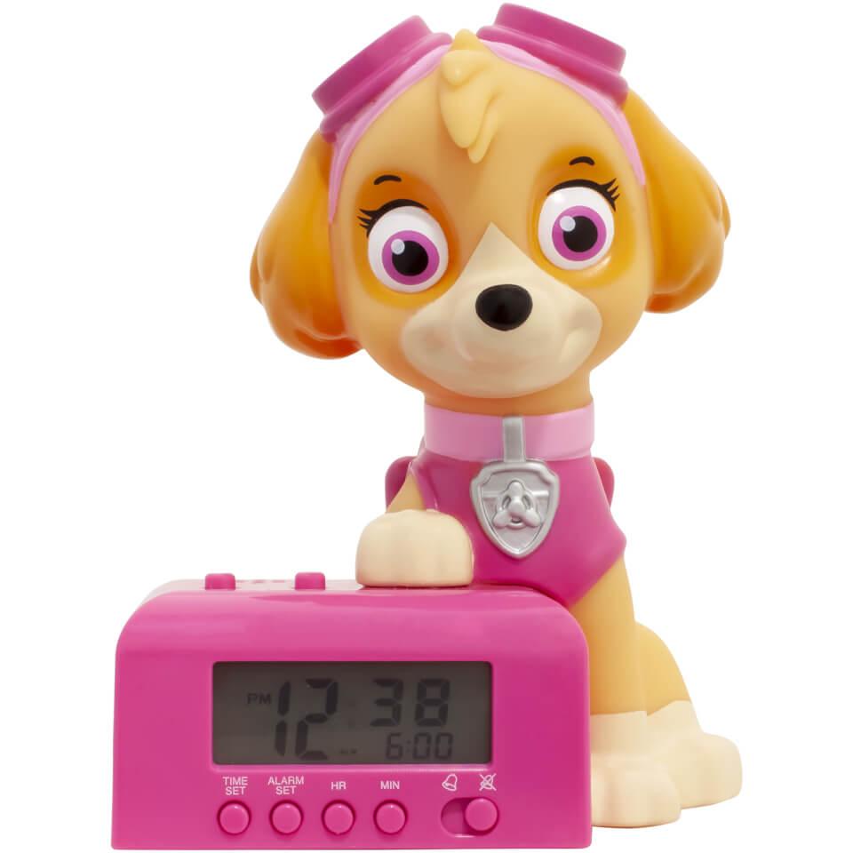 BulbBotz Paw Patrol Skye Clock