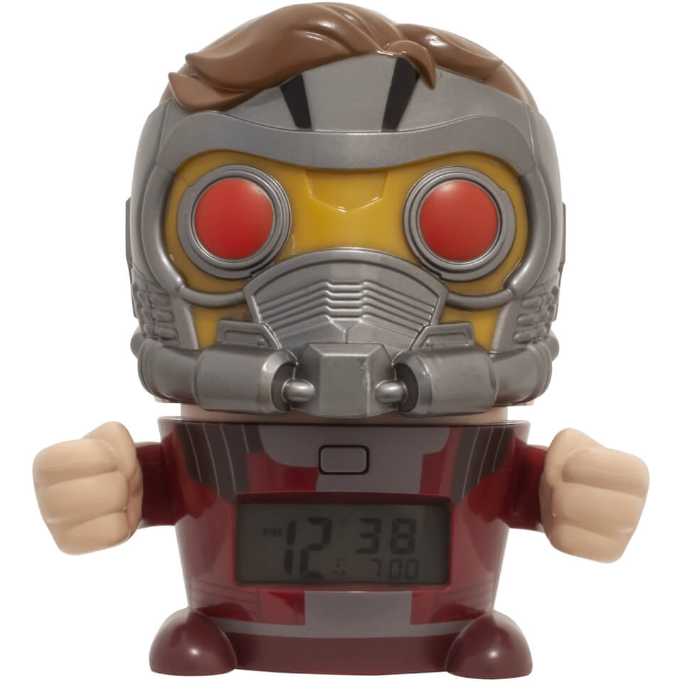 BulbBotz Marvel Avengers Infinity War Star Lord Wecker