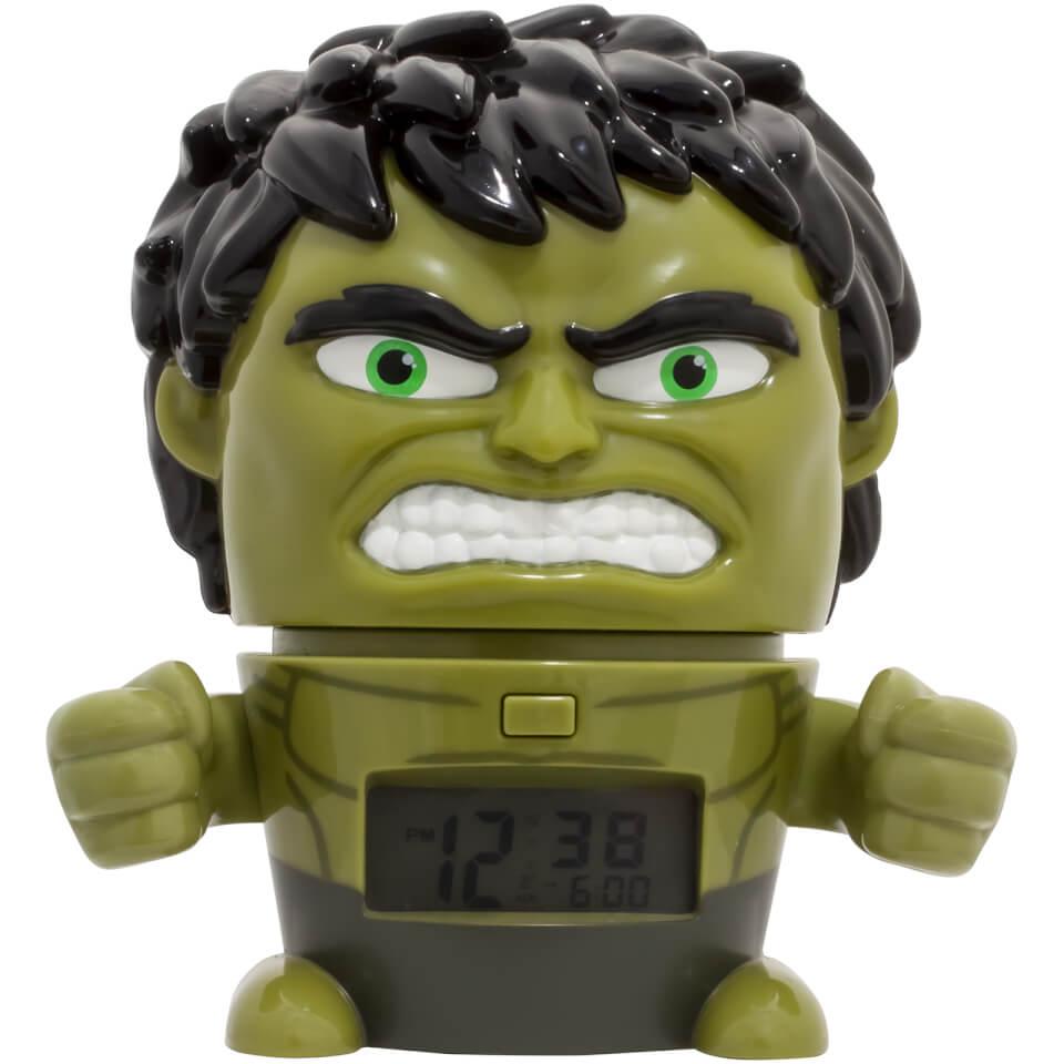 BulbBotz Marvel Avengers: Infinity War Hulk Clock
