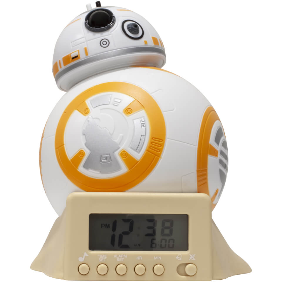 BulbBotz Star Wars BB 8 Wecker